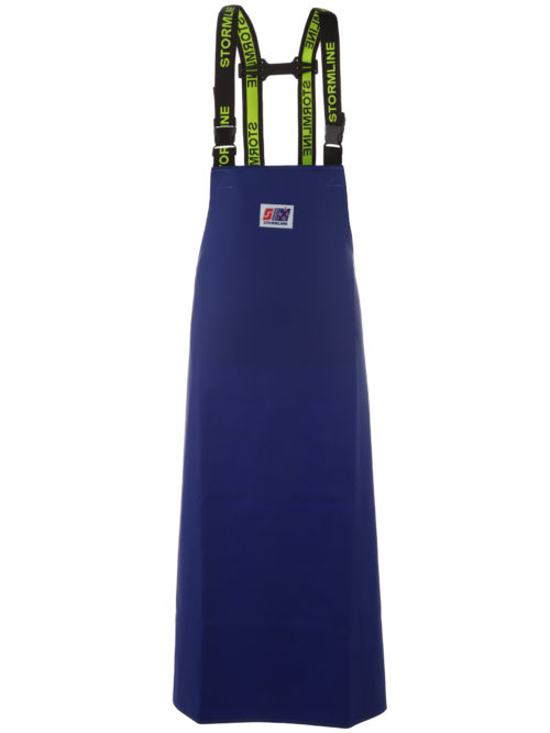 999ST Fishing Apron with Elastic Braces