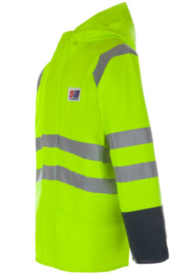 STORMTEX-AIR 242 HI-VIS CLASS 3 WATERPROOF JACKET angle