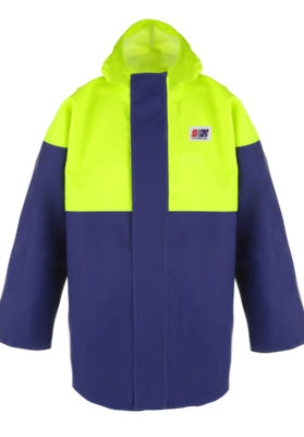 Crew 211 heavy duty commercial fishing jacket