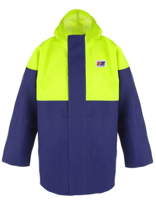 Crew 211 heavy duty commercial fishing jacket