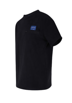 Riverton Micro Fleece T-Shirt with chest pocket angle