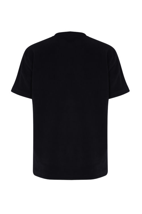Riverton Micro Fleece T-Shirt with chest pocket back