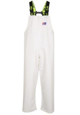 Stormtex 669HW White Foul Weather Fishing Bib