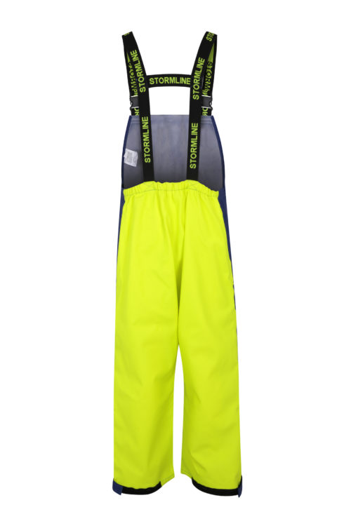 Armour 675 Industrial Waterproof Rain Gear Pants back