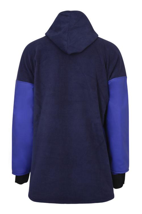 Atlantic 809 Fleece/PVC Pullover back