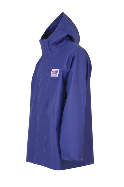 Stormtex 248B PVC Oilskin Waterproof Workwear Jacket angle