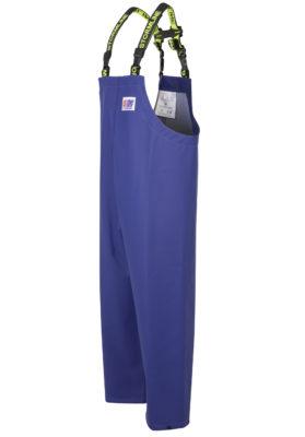 Stormtex 669B PVC Oilskin Waterproof Workwear Bib and Brace angle