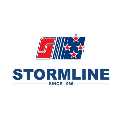 le travail et la p/êche Bleu Stormline 669B Stormtex Bavoir imperm/éable en PVC poids moyen pour lagriculture