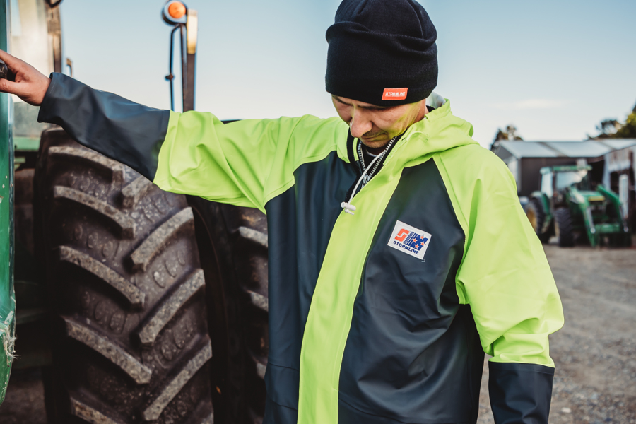 Best industrial wet weather gear