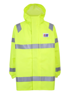 Stormtex 248EN Class 3 hi-viz waterproof workwear jacket