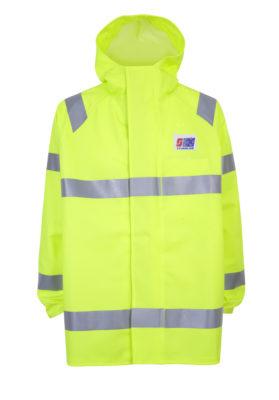 Stormtex 248EN Class 3 hi-viz waterproof workwear jacket