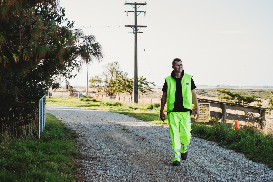You can rely on our safety workwear