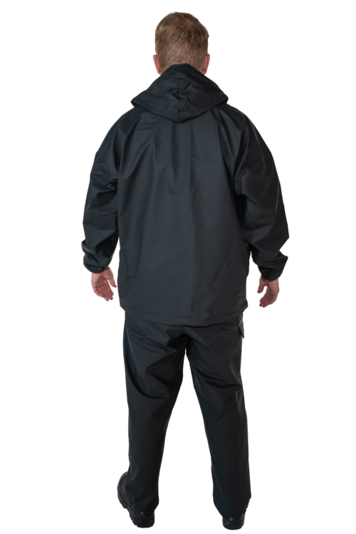 Stormtex-Air 669BLP Wet Weather Bib and Brace person back
