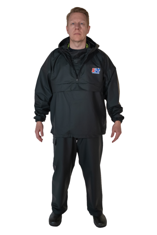 Stormtex-Air 814BL Wet Weather Fishing Smock person